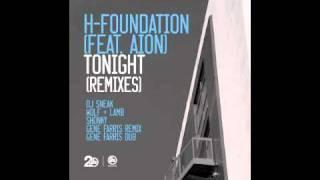 H-Foundation feat. Aion - Tonight (Wolf + Lamb Remix) [Soma, 2011]
