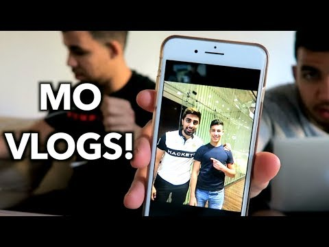 FLEXING WITH MO VLOGS IN DUBAI !!!