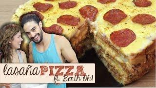 LASAÑAPIZZA con BERTH OH | DACOSTA'S BAKERY