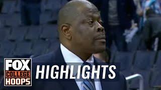 Georgetown vs Jacksonville | Highlights | FOX COLLEGE HOOPS