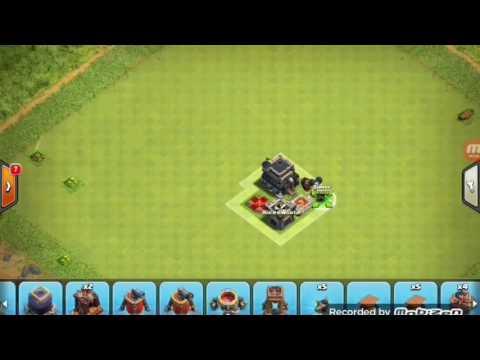 Clash Of Clans Rathaus 9 Neue Base!!! (Bombenturm!)