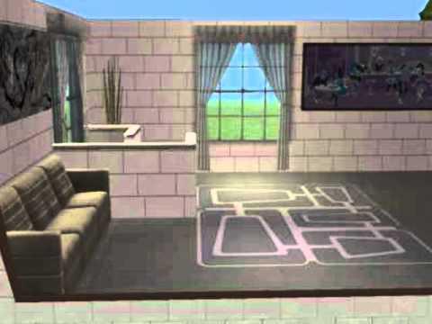 the sims 2 house ideas - youtube