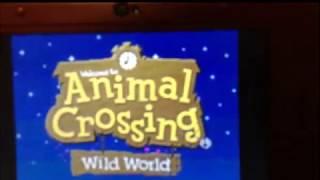 Animal Crossing Wild World Ep 14 I m Full