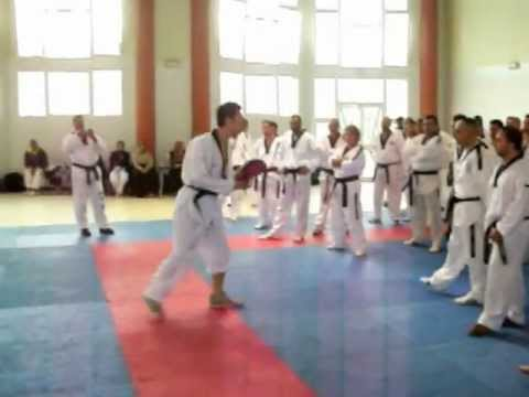 club taekwondo tunisie