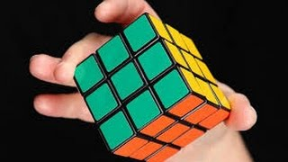 How To Solve A 3x3x3 Rubik's Cube (Last Layer)