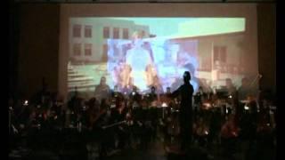 Sinema Senfoni Orkestrası  İzmir 2012