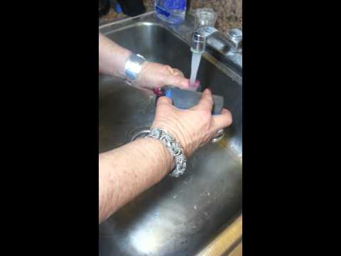 How to remove excess oxidation from jewelry