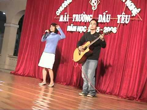 Uyen Linh-Vn Idol 2010-Chiec la dau tien-CKVN  Lehongphong 0506