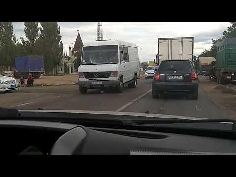ДТП с. Шевченково Николаевская область.30.08.2017