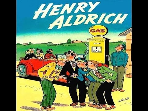 """The Aldrich Family  -  """"Moving Day""""  10/14/43  (HQ) Old Time Radio Comedy"""