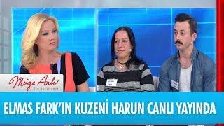 Elmas Fark'ın Kuzeni Harun Ülker canlı yayında - Müge Anlı İle Tatlı Sert 16 Nisan 2018