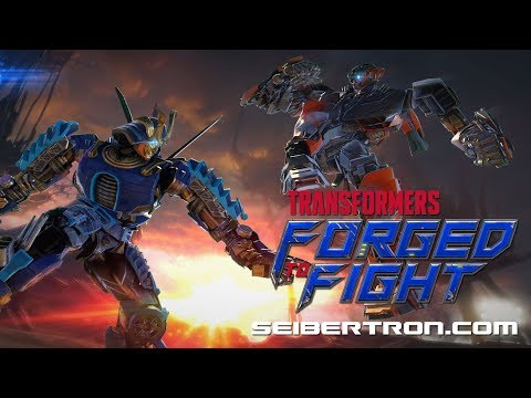 Transformers Forged to Fight V2 0 Release Trailer from Kabam and Hasbro FINAL