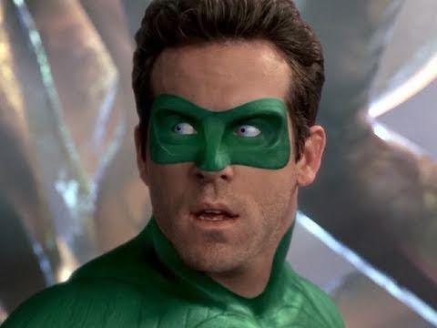 Green Lantern Wonder-Con Footage Official (HD)