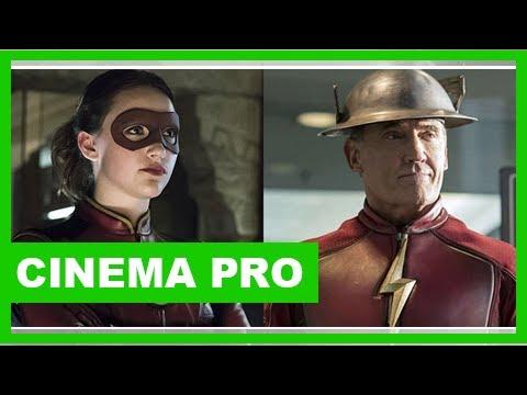 The Flash Synopsis Confirms Jesse Quick & Jay Garrick's Return  | Cinema Pro