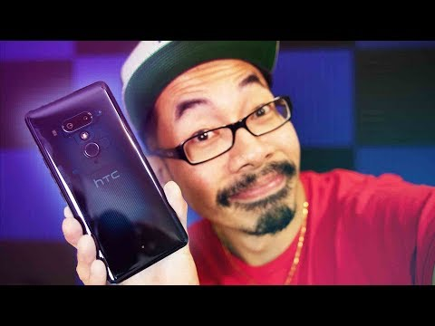 HTC U12 Plus Review: No notch and no buttons?!?
