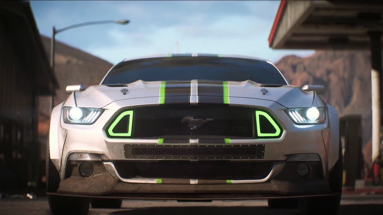 Creating Need For Speed Payback Tyler S Mustang Need For Speed 2015 Youtube