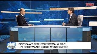 Stan bezpieczeństwa państwa: Podstawy bezpieczeństwa w sieci - profilowanie usług w internecie