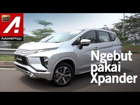 Mitsubishi Xpander Test Drive by AutonetMagz