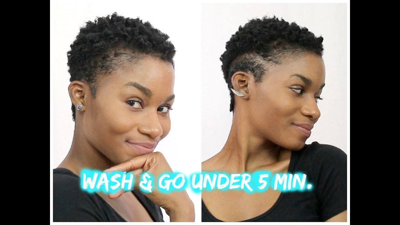 Twa Wash Amp Go On 4c Hair 5 Min Sponge Coils Youtube