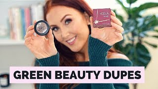GREEN BEAUTY DUPES  | Face By Meagan