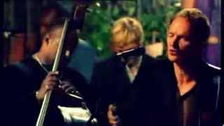 Sting - Englishman In New York - Live In Italy  +lyrics