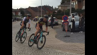 Velm rit 1 Ronde van Haspengouw 2021
