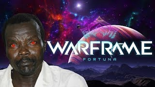 First Look At Warframe Fortuna | PS4 GAMEPLAY (african rebel style)