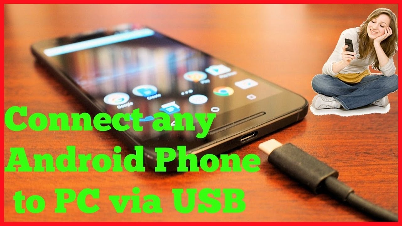 how to connect samsung phone to pc via usb