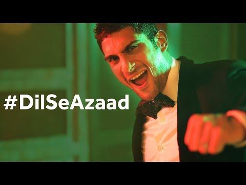 Prateik Babbar Unblushed | #DilSeAzaad