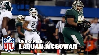 Undrafted: Laquan McGowan | NFL