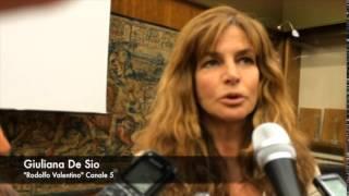 Giuliana De Sio parla di Rodolfo Valentino