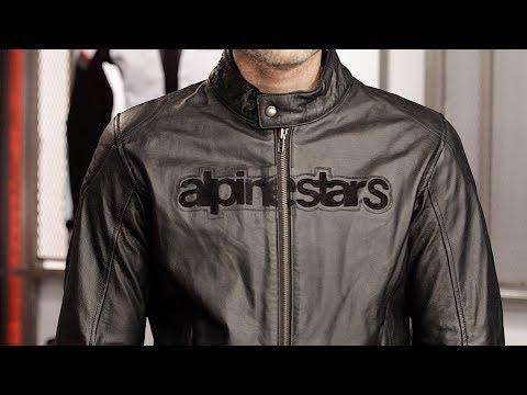 Alpinestars Motorcycle Jacket >> Alpinestars Black Shadow Huntsman Jacket Review at ...