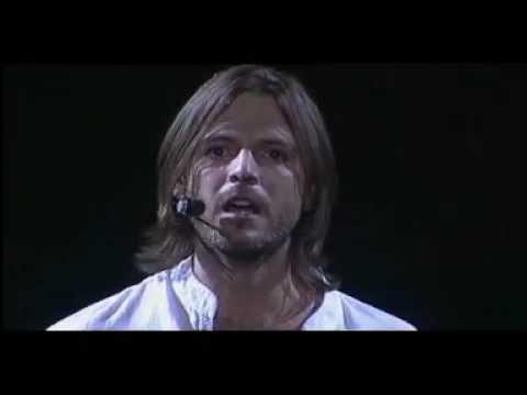 Steve Balsamo - Gethsemane from Jesus Christ Superstar - Ahoy, Holland - June 2004