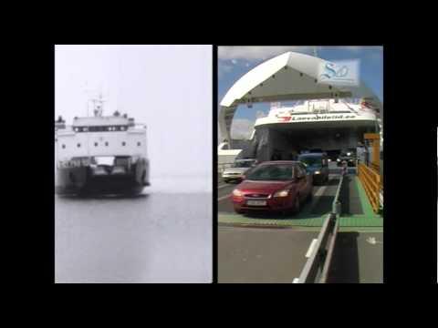 Parvlaevaliiklus Kuivastu-Virtsu liinil enne ja nüüd