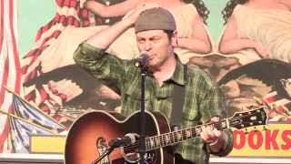 Nick Offerman Musical Performance (gumption At Bookcon 2015)