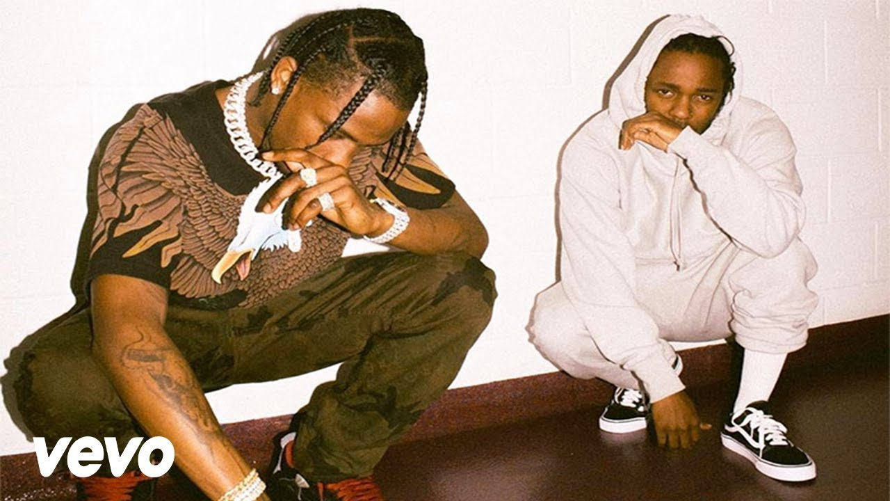 3dfffa6d142d Kendrick Lamar - Big Shot feat. Travis Scott (Official Music Video ...