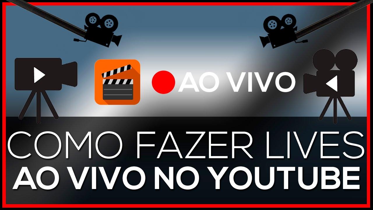 1fc1ff72d5790 Como fazer uma live no YouTube  AO VIVO  - 2016 - YouTube