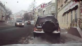 авто прикол. аварии на дороге (видеорегистратор) +100500
