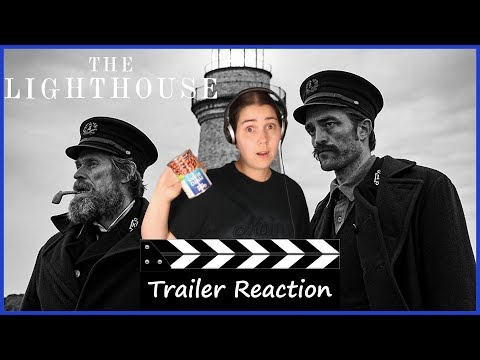 The Lighthouse (2019) - Official Trailer Reaction