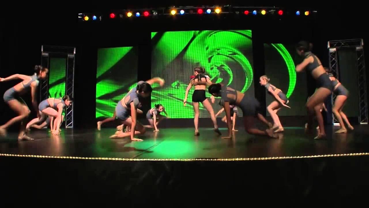 Madison Russell Dance: Run - YouTube