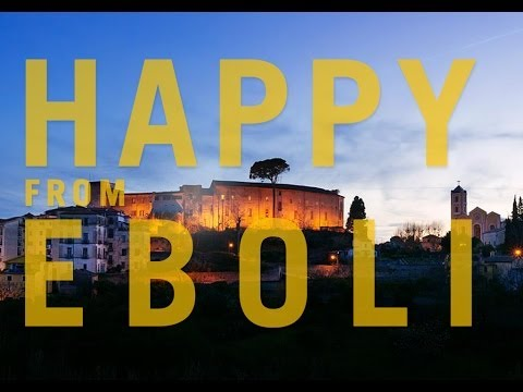Happy From Eboli | OFFICIAL VIDEO | Pharrell Williams