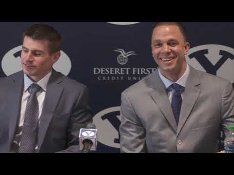 BYU Men's Basketball - Assistant Coaches - Q&A April 25, 2019