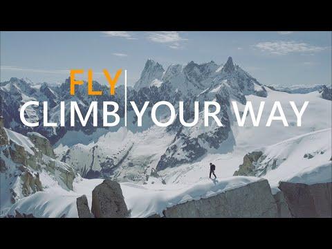 Climb&Fly your way