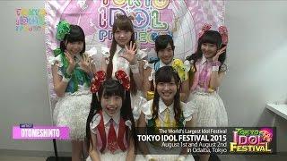 TOKYO IDOL PROJECT LIVE vol.4 OTOME SHINTO@ROPPONGI NICOFARRE 06.Ju...
