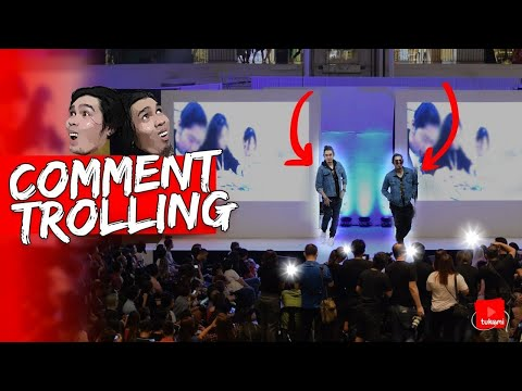 Mag Streak at Rumampa sa Isang Fashion Show (Streaking Fashion Show) | Comment Trolling