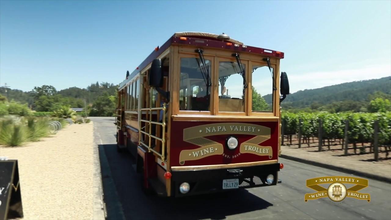 Napa Valley Wine Tours - Wine Tasting Tours in Napa, CA