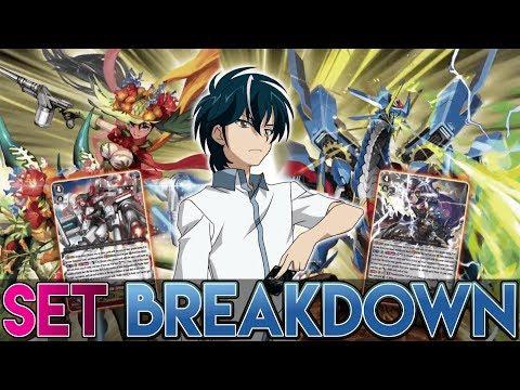 Cardfight!! Vanguard: G-BT12 Dragon King's Awakening Set Breakdown