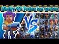 Shelly VS Todas las cartas de Clash Royale の動画、YouTube動画。