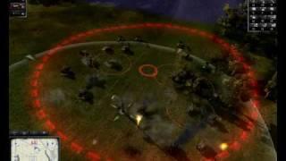 Order of War Challenge - Multiplayer Ranked Match - Gameplay GT 240