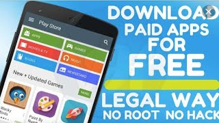 How to download paid games and apps for free android tutorial